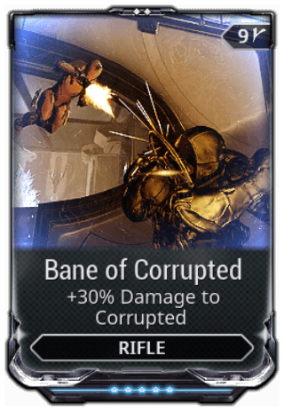 Bane Of Corrupted