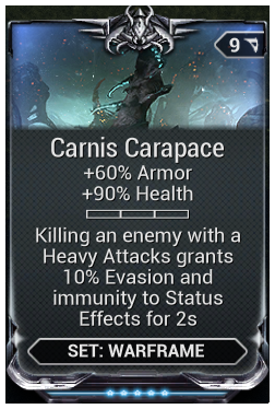 Carnis Carapace
