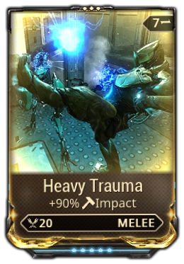Heavy Trauma