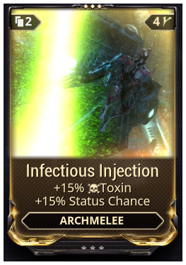 Infectious Injection