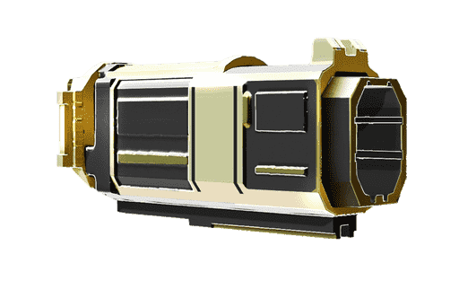 Braton Prime Barrel
