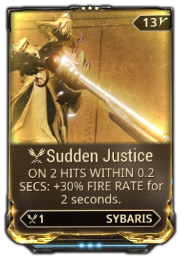 Sudden Justice