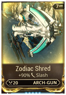 Zodiac Shred